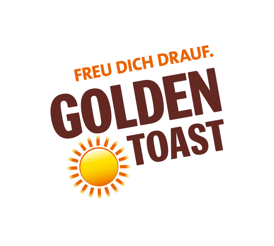 gelbes kuchendesign logos, home | golden toast, Design ideen